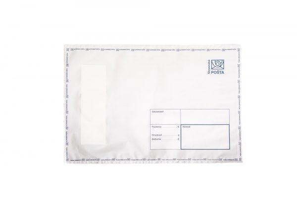 Obálky na poistený list
